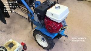 Замена двигателя на мотоблоке Нева. Устанавливаем Honda GX либо аналог.
