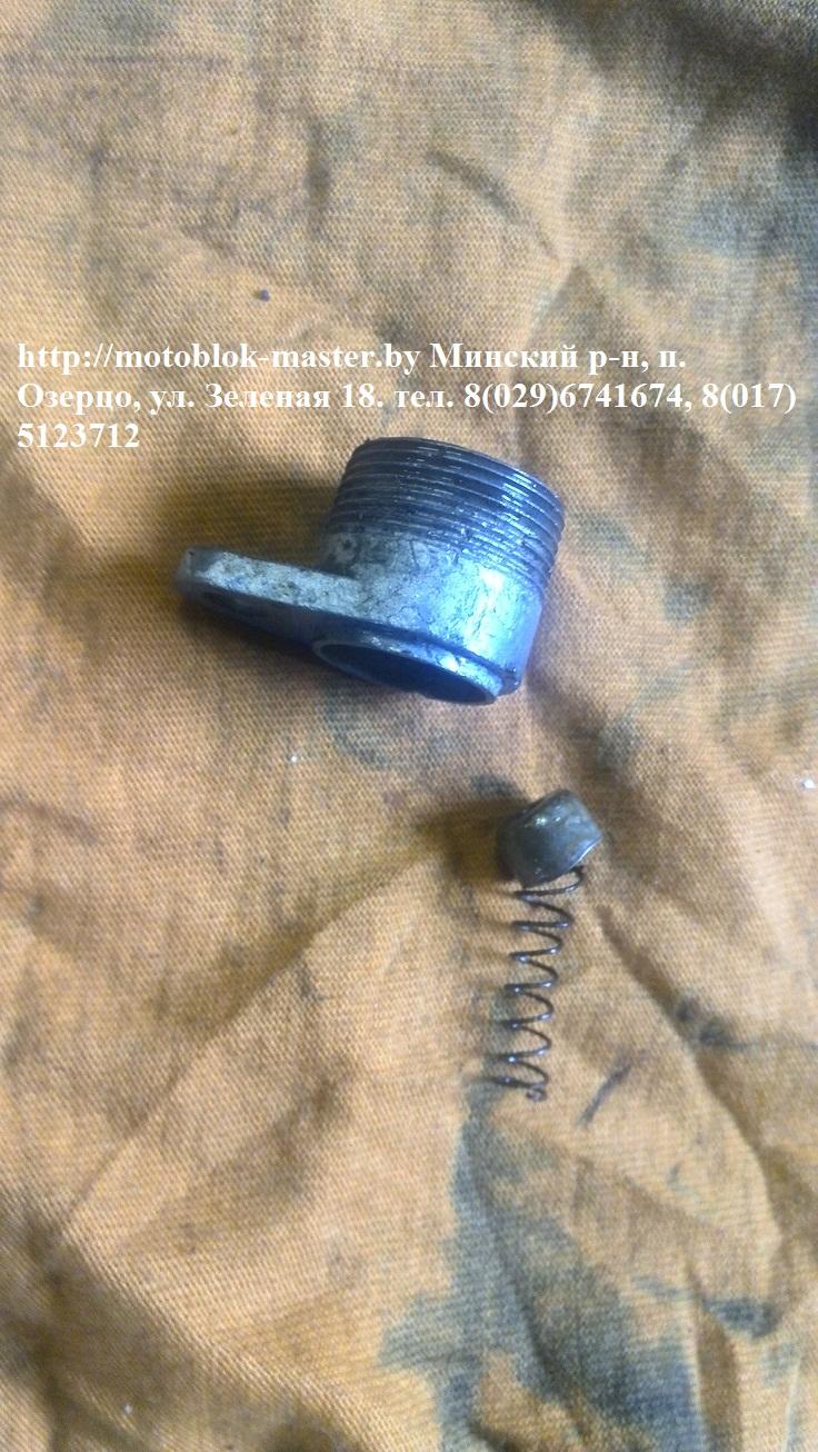 принципиальная схема магнето13.3728