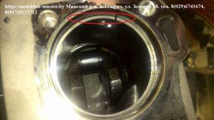 зазоры на маслосъемных кольцах двигатель Хонда GX
