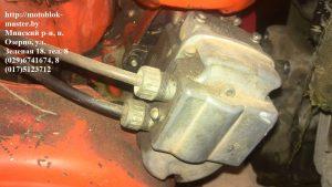 Магнето М 151 на мотоблоке МТЗ 12