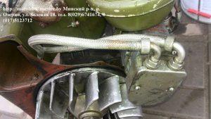 Магнето м135 на двигателе УД 25