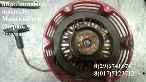 Разборка стартера Хонда ГХ 270 5