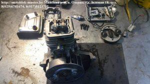 Модуль зажигания двигатель Робин ено 35 субару