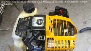 2. Двигатель Робин от Субару