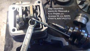 26. регулировка клапанов двигатель субару робин ено 35