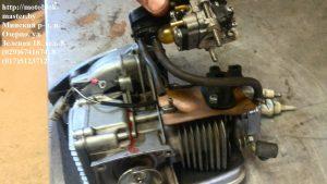 38. карбюратор двигатель робин ено 35 субару