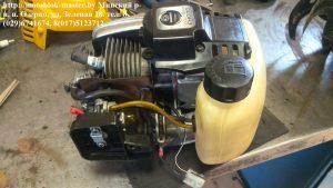корпус воздушного фильтра двигатель робин ено 35 субару