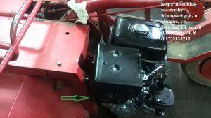 мотоблок мтз подгонка приставки двигатель хонда 13 л.с.
