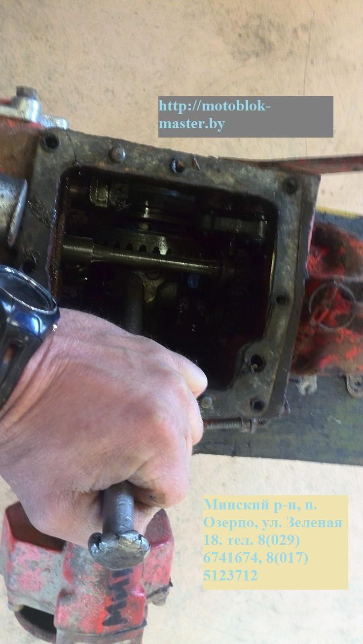 Mотоблок МТЗ-05 после капитального ремонта двигателя - YouTube