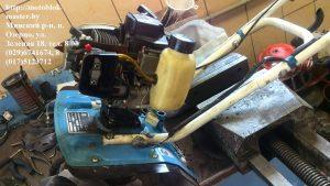 установка двигателя мотокультиватор Нева двигатель робин ено 35