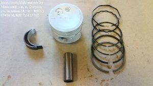 Детали ЦПГ двигатель УД кольца, палец, поршни, вкладыши