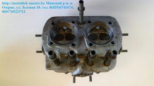 Двигатель УД 25 головка блока цилиндров