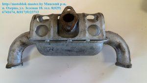 Глушитель двигатель УД 25