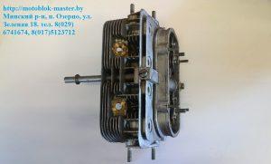 Головка блока цилиндров двигатель УД 25