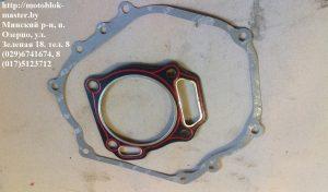 прокладка головки блока двигатель хонда GX