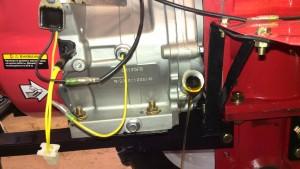 Двигатель Хонда лишнее масло