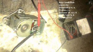 Проверка зарядной катушки магнето м 151