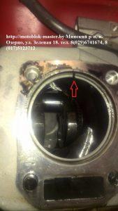 Зазоры на компрессионных кольцах двигатель Вейма
