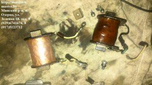 Перемотка зарядной катушки магнето м 151