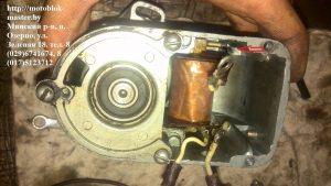 Установка зарядной катушки магнето м 151