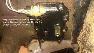 МТЗ 132 устанавливаем ВК 12 стоп-сигнала