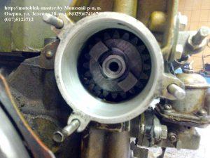 Установка магнето М151, двигатель УД 25