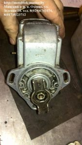 Установка магнето м 151 А на двигтель УД