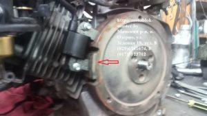 Катушка зажигания зазор между маховиком Двигатель Хонда GX 270