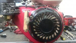 Зажигание двигатель Honda GX 270