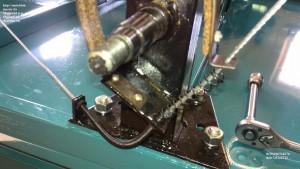 Крепление тормозного тороса прицеп МП 600
