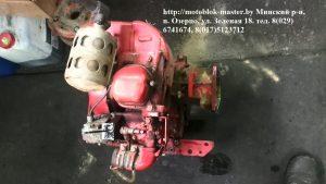 двигатель УД 15
