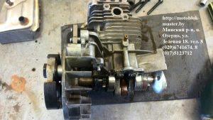 Сцепление двигатель Субару робин ено 35