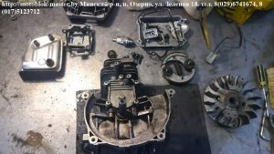 15. Маховик двигатель Робин субару ено 35