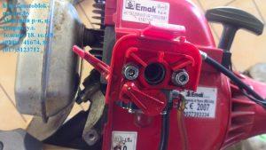 Косилка Ефко старк 25 отломан воздушный фильтр