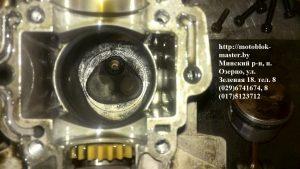 24. Клапана двигатель робин ено 35 субару