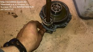Мотоблок мтз 12 комплект скоростных шестерен