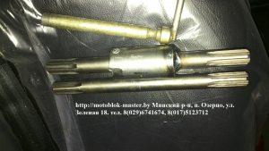 Приводной вал для орудий мини-трактора мтз 132