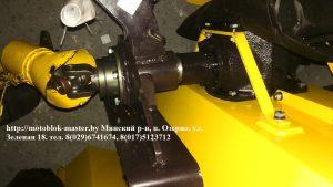 фреза для мини-трактора мтз 132