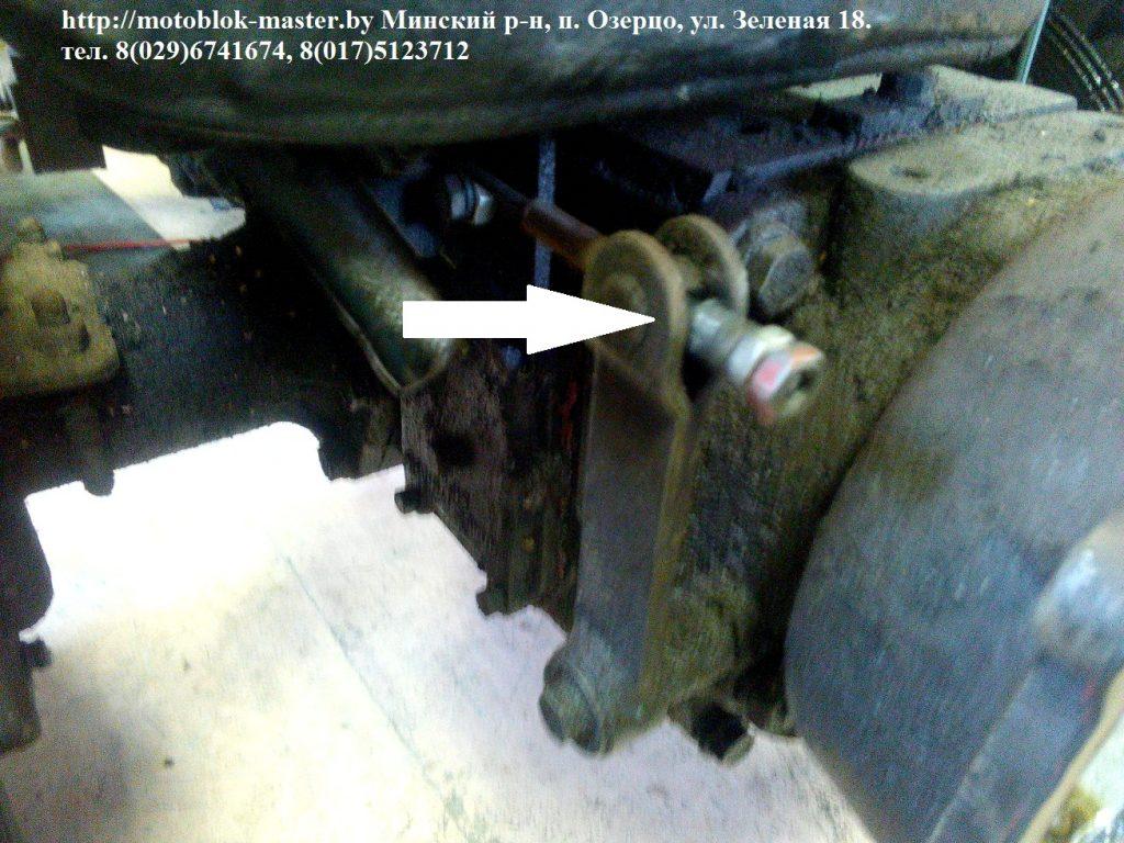 мтз 132Н ремонт сцепления.