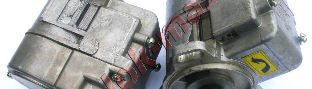 Уд-15 магнето М124 левого вращения